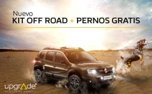 Kit off road renault duster agenciauto medellin